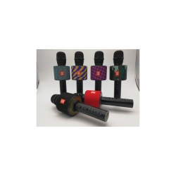 Беспроводной микрофон с динамиком V-8