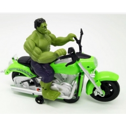 Hulk Motorcycle Battery Operated свет+ музыка 3689B