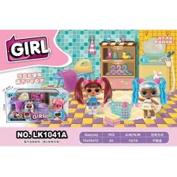 Игрушка №LK1041A кукла (24)