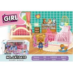 Игрушка №LK1041D кукла (24)