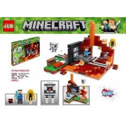 "Игрушка ""minecraft"" 433 деталей №3D70 (24)"