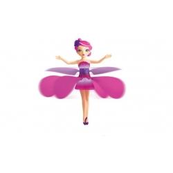 Игрушка №В8088 летающ. девушка пл. дет. в кор. 2цв (6,8*17*21,5)см на USB (120)
