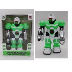 """Игрушка №KD-8803ABCD Робот трансформер """"Android"""" (28*20*11) см (36)"""