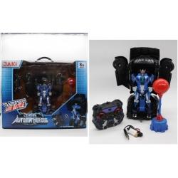 """Робот """"Боксер"""" трансформер на радиоуправлении (40*32*19) см (8)"""