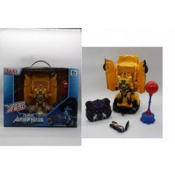 """Игрушка №ТТ687 Робот """"Боксер"""" трансформер на радиоуправлении (40*32*19) см (8)"""