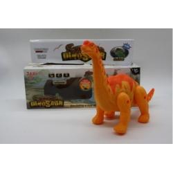 Игрушка №ТТ351 Динозавр музыкальный (18*29,5*10) см (48)