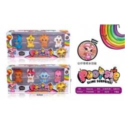 """Игрушка №01936А Кукла """"POOPSIE"""" набор 4шт цена за наб(24,8*10*6,4) см (192)"""