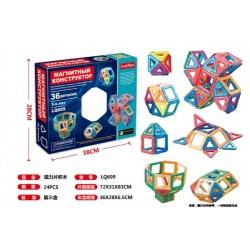 Игрушка №LQ609 для малыша умственное развитие магнит (18*16)см (18)