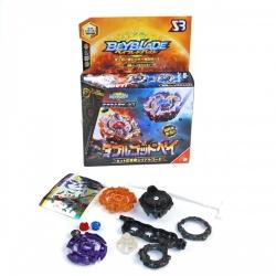 Игрушки №2013-10 Бейбблейд металопл. (384)