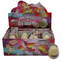 Игрушка №EG-4006 Волшебный Растениеводство вылупление яйца динозавров (13*10)см (360)