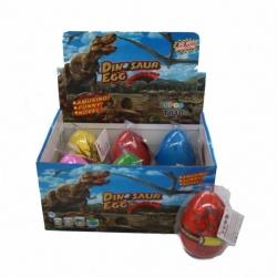 Игрушка №EG-4004 Волшебный Растениеводство вылупление яйца динозавров 6цв (8*6)см (180)