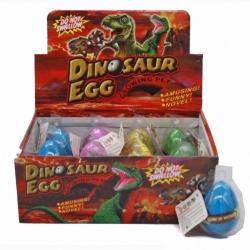 Игрушка №EG-4003 Волшебный Растениеводство вылупление яйца динозавров 4цв (7*5)см (360)