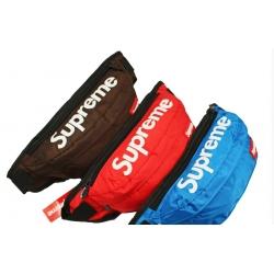 Поясная сумка Supreme унисекс (4024)