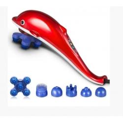 DOLPHIN Ручной массажер «Дельфин» инфракрасный!Вибромассажёр