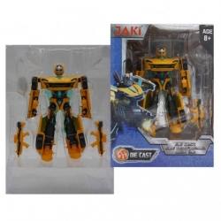 """Игрушка №JQ6105 Робот трансформер """"JAKI"""" (27*20*10) см (24)"""