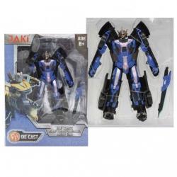 """Игрушка №JQ6101 Робот трансформер """"JAKI"""" (27*20*10) см (24)"""