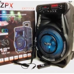 Мобильная акустика. Мобильная акустика на аккумуля ZX7773