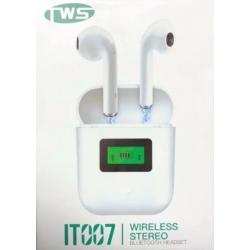 Беспроводные Bluetooth наушники TWS iT-007