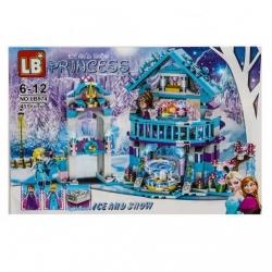 Игрушка №LB574 конструктор принцесса холодная сердца 411 детали ( (72)