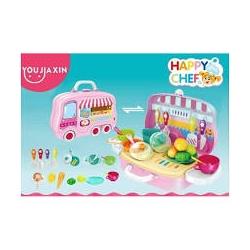 Детский чемоданчик Кухня 678-101А