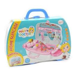 Детский чемоданчик Хеппи доктор 678-102А