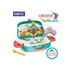 детски чемодан Ремонт 678-109А