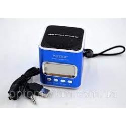 Портативные колонки WS-215 Small Speaker