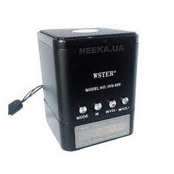 Портативные колонки WS-695 Small Speaker
