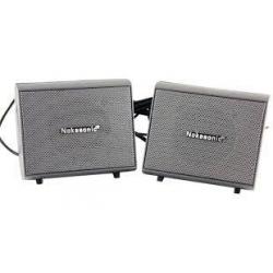 Портативные колонки NK-243 Small Speaker Computer