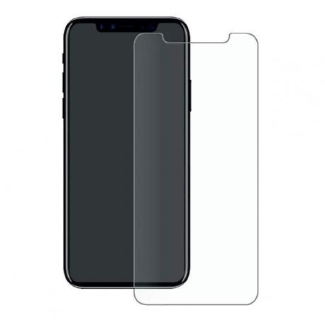 Р423 Стекло защитное (в пластиковом кейсе) iPhone XR Black
