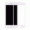 Р425 Стекло защитное (в пластиковом кейсе) iPhone 6G Black/White