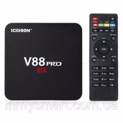 Р482 TV Box приставка V88