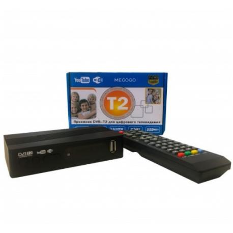 Р483 Цифровой ТВ тюнер MEGOGO DVB T2