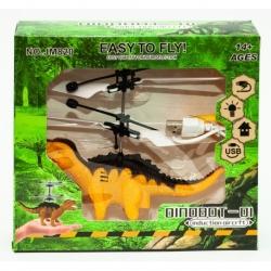 F126 Игрушка №РС-518 Динозавр 2вида сенсор. LED подсвет. USB заряд. пульт (23*16*4,5)см (120)