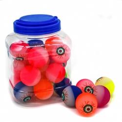 R7 Игрушка №ZY9871 мяч попрыгунчик 4,5см 26шт в упак. (624)