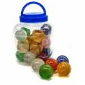 R8 Игрушка №ZY9873 мяч попрыгунчик 4,5см 26шт в упак. (624)
